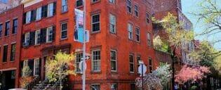 West Village in New York