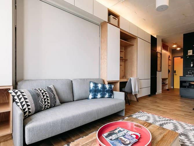 Apartments in New York - WeLive Wall Street