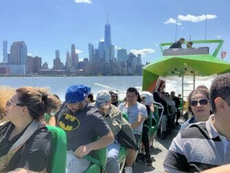Circle Line The Beast in New York - Speed boat