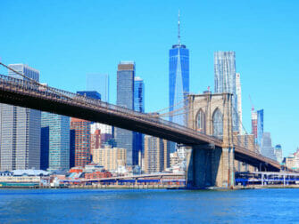 Circle Line Best of NYC Cruise - Brooklyn Bridge