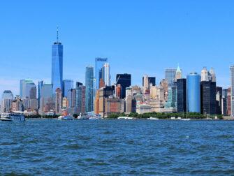 Circle Line Liberty Cruise Skyline