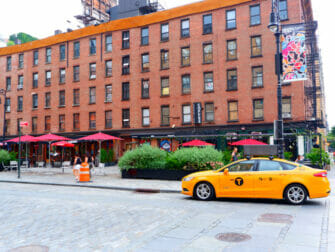 Meatpacking District in NYC Dos Caminos