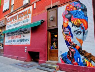 Little Italy in NYC - Street Art