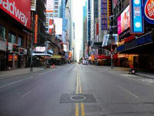 Midtown Manhattan in New York
