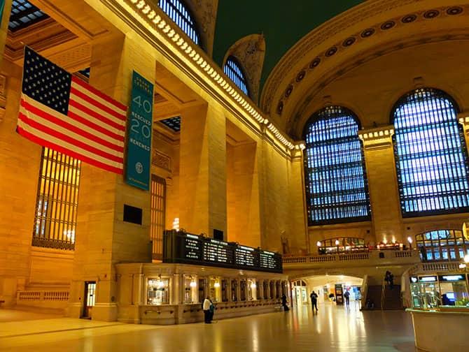 Neighbourhood Midtown Manhattan - Grand Central