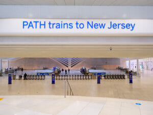 PATH trains in new york 300x225