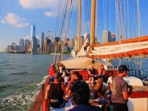 Tall Ship Sailing Cruise