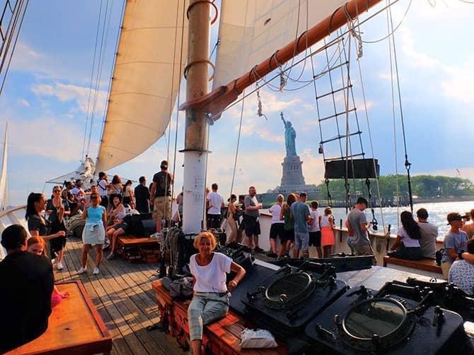 Tall Ship Sailing Cruise - Sailing