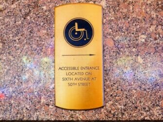 Disabled Access New York