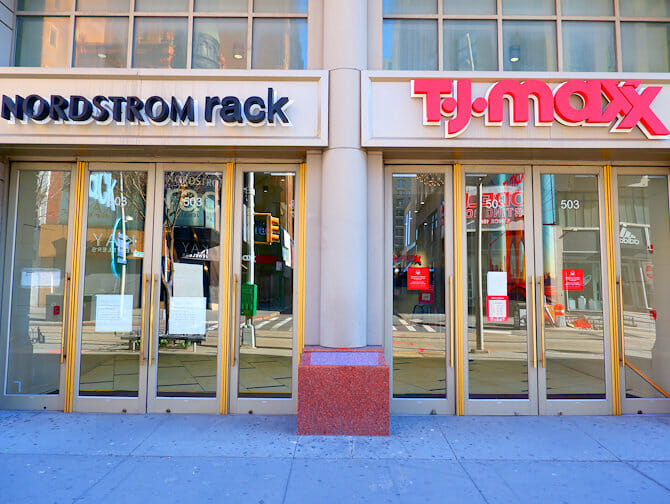 Finding Bargains in New York