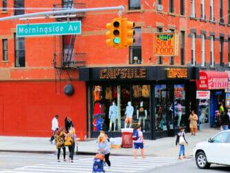Harlem a New York - Soul Food