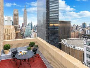 New Yorker Hotel in New York