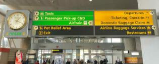 JFK Airport to Manhattan transfer 1