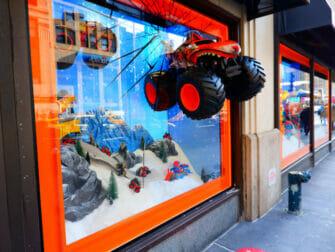 Macys in NYC - Window Display