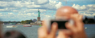 Photographing in New York