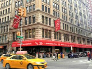 The Strand Bookstore in New York