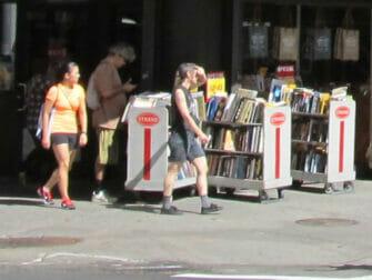 The Strand Bookstore in NYC - Books