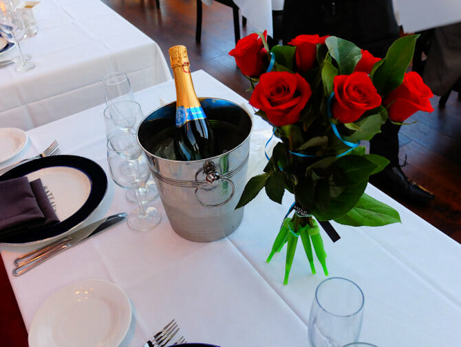 Valentine's Dinner Cruises in New York