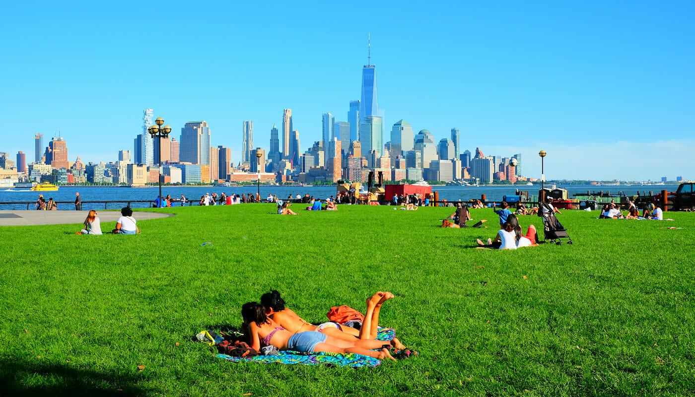 Weather in New York - Summer