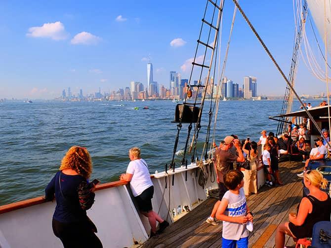 Weekend Champagne Brunch Sail - Sailing