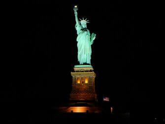 Statue of Liberty Evening Cruise Lady Liberty
