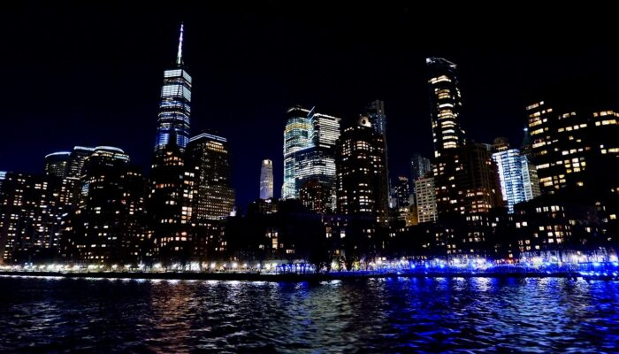 Thanksgiving Dinner Cruises in New York View