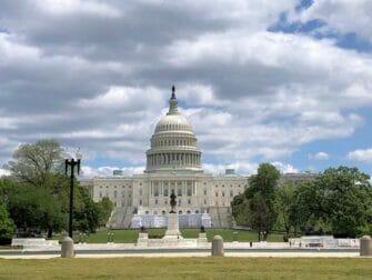 Washington DC 2 Day Trip - Capitol