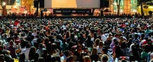 Free Films in Bryant Park