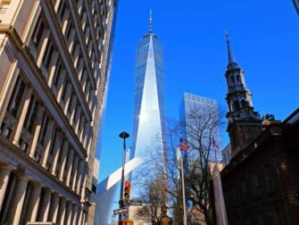 Freedom Tower : One World Trade Center - Downtown Manhattan