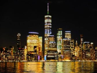 Freedom Tower : One World Trade Center - Night