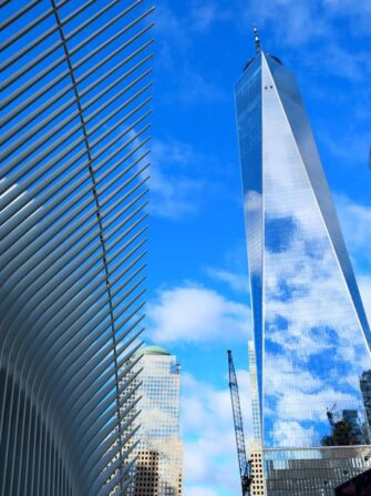 Freedom Tower : One World Trade Center - OWTC and Oculus