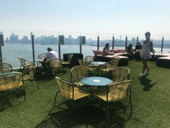 Gay Bars in New York - Le Bain Terrace