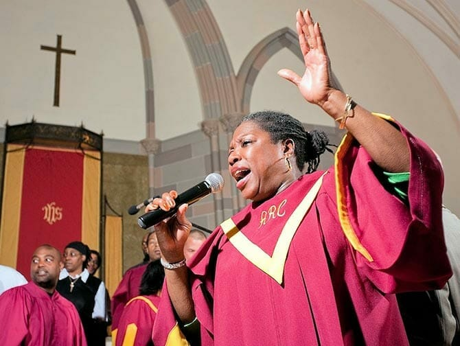 Gospel Singer New York