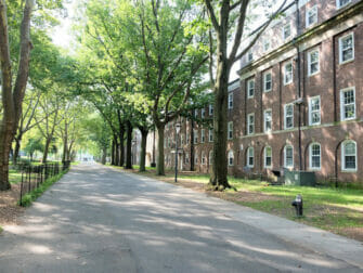 Governors Island Houses New York
