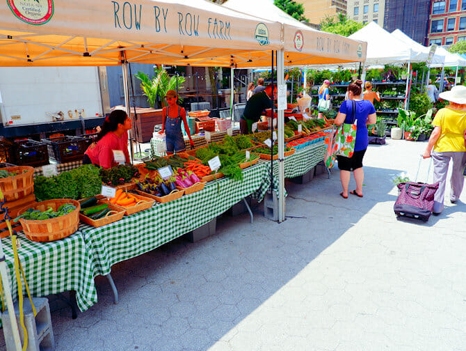 New York Markets 1