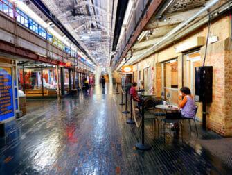 New York Markets Chelsea Market Hallway