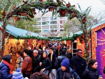 New York Markets Union Square Christmas Market