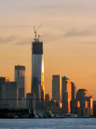 Freedom Tower in NYC - Construction