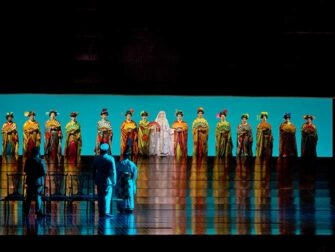 Opera tickets in New York Madama Butterfly