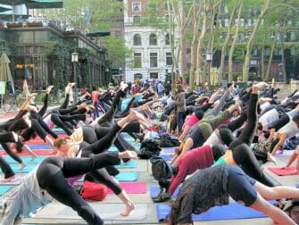 Yoga Classes in NYC - Yogi
