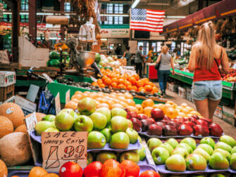 The Bronx Tour in NYC - Italian Market