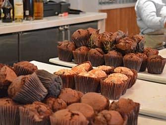 Yotel Hotel in New York - Muffins