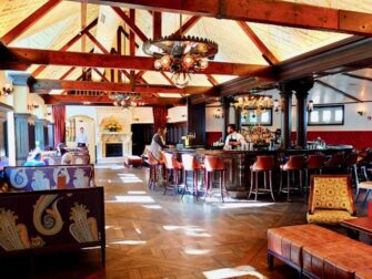 Central Park Tavern on the Green Bar