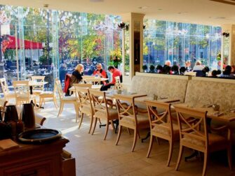 Central Park Tavern on the Green Restaurant