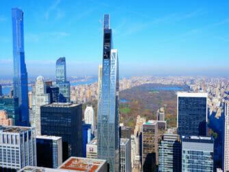 Rockefeller Center in New York - Top of the Rock