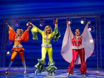 Mamma Mia in NYC - Broadway Musical