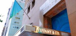 Tiffany Co  New York