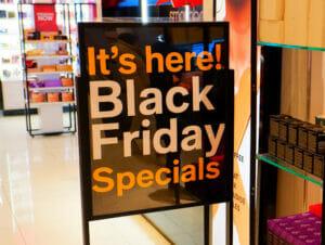 Black Friday in New York 1