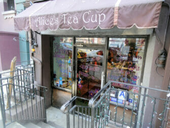 Alices Tea Cup in NYC - Upper West Side