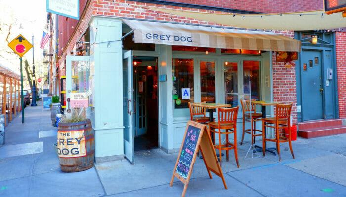 Bagels in NYC - Grey Dog